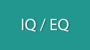 IQ/EQ Image