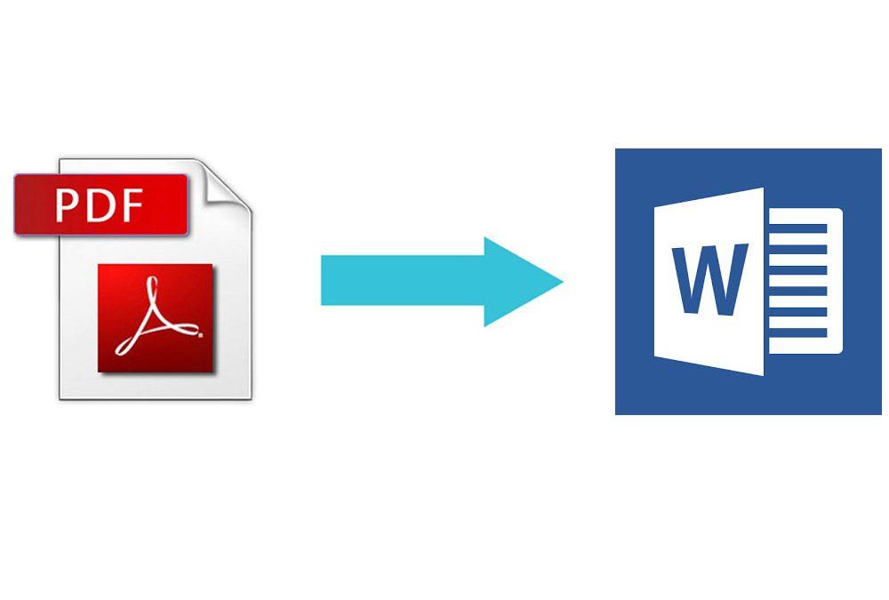 Editar um PDF - Word